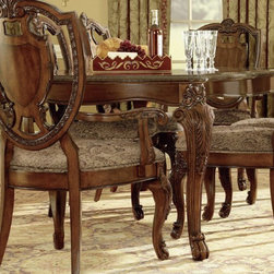 ART Furniture - Old World Leg Dining Table - ART-143220-2606 - Old World Collection Dining Table