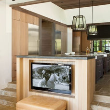 Rustic Kitchen by Rela Gleason | AD DesignFile - Home Decorating Photos | Archit