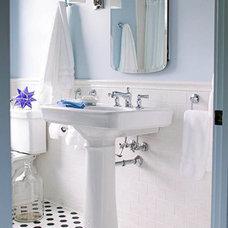 Simplified Bee®: Designer Bathrooms: Vanity and Sink Styles for All Tastes