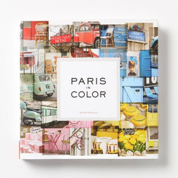 Paris in Color - Nichole Robertson offers a unique examination of Paris in this bright and beautiful book. Through her lens, every reader gets a glimpse at a Paris that often goes unseen.
