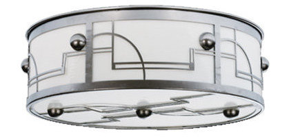 Contemporary Flush-mount Ceiling Lighting by Lighting Direct