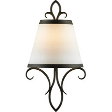 Transitional Wall Sconces by Arcadian Home & Lighting