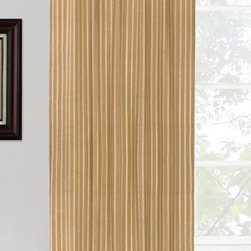Vintage House - Vintage House by Park B. Smith Jasmine Rod Pocket Panel - JASM4R-JNA - Shop for Curtains and Drapes from Hayneedle.com! With its raised stripe detail in coordinating color the Vintage House by Park B. Smith Jasmine Rod Pocket Panel dresses up any room. This single curtain panel comes in a variety of color options and hangs from a rod pocket for tailored style.