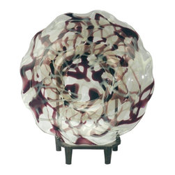 Dale Tiffany - New Dale Tiffany Plate Glass Hand-Blown - Product Details