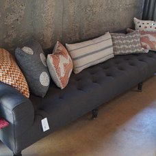 Eclectic Sectional Sofas by Inhabiture Build + Design