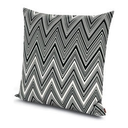 Missoni Home - Missoni Home | Kew Outdoor Pillow 24x24, 601 - Design by Rosita Missoni.