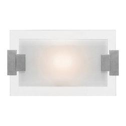 Access Lighting - Access Lighting 62255 Plasma 1 Light Bathroom Sconce - Specifications: