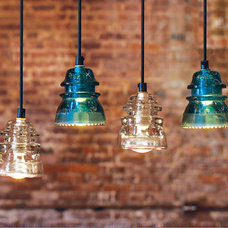 eclectic lighting by Railroadware