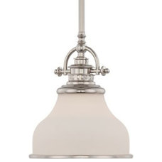 Pendant Lighting Grant Mini Pendant by Quoizel