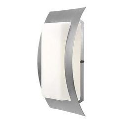 Access Lighting - Eclipse 1-Light Outdoor Wet Location Wall Fixture - Eclipse 1-Light Outdoor Wet Location Wall Fixture