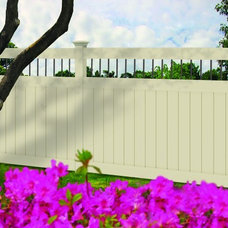 traditional fencing by The Fence Authority