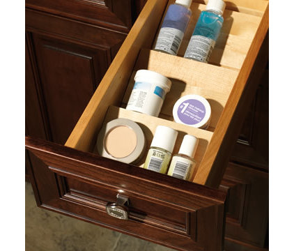 Traditional Bathroom Storage by Merillat