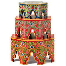 Traditional Side Tables And Accent Tables by Serena & Lily