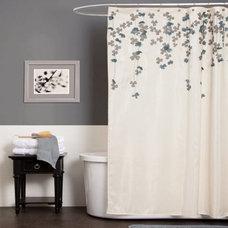 Modern Shower Curtains by Hayneedle