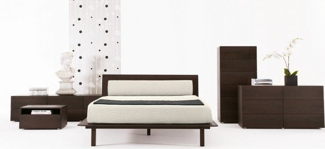 Asian Beds by Design Within Reach