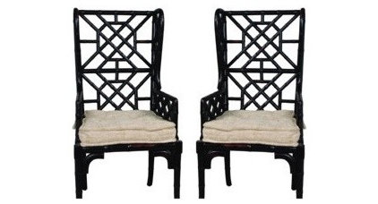 eclectic chairs by Custom Furniture World