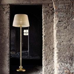 Vintage - Kristal TR Floor Lamp -