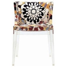 Eclectic Living Room Chairs by YLiving.com