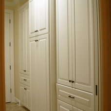 Traditional Display And Wall Shelves  by C&S Cabinets, Inc