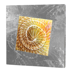 Logicsun/Riviera - Twilight Wall Sconce - Grand in both size and effect, this Murano glass light panel is truly a magnificent work of art. You and your guests will be mesmerized when looking upon this sensational LED-lit piece.