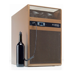 WhisperKOOL™ SC 8000i - The new SC 8000i features improvements over discontinued XLT models. Designed for through-wall installation between standard wall studs with a single piece mounting bracket that eliminates a need for a support shelf! The SC includes anti-frost and defrost features for an extra layer of protection for your wine and cooler.