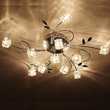 Contemporary Ceiling Lighting by lightsuperdeal