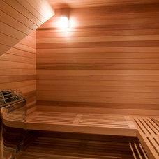 Modern Bathroom by BUILD LLC