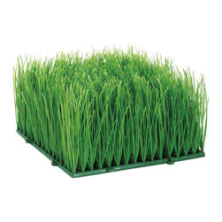 Silk Plants Direct - Silk Plants Direct Wheat Grass Mat (Pack of 4) - Pack of 4. Silk Plants Direct specializes in manufacturing, design and supply of the most life-like, premium quality artificial plants, trees, flowers, arrangements, topiaries and containers for home, office and commercial use. Our Wheat Grass Mat includes the following: