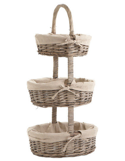 Traditional Baskets by Wisteria