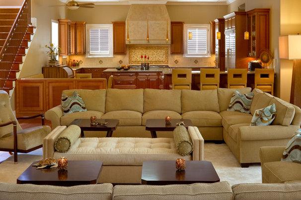 Contemporary Kitchen by Concierge Design & Project Management, LLC
