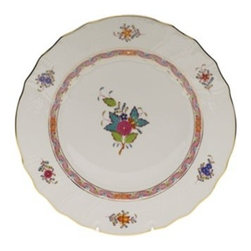 Herend - Herend Chinese Bouquet Multicolor 5-Piece Place Setting - Herend Chinese Bouquet Multicolor 5-Piece Place Setting