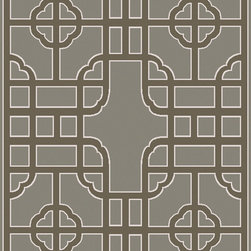 Surya - Surya Alameda AMD-1069 (Charcoal, Olive) 5' x 8' Rug - In the Alameda collection by Surya, you can find striking geometric shapes and bold colors. This diverse collection contains contemporary rugs as well as transitional rugs. These modern rugs are constructed with traditional flat-weaving in 100% wool.