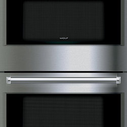 "Wolf 30"" E Series Professional Built-In Double Oven Stainless Steel 