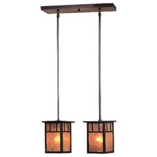 Pendant Lighting Huntington Multi-Light Pendant by Arroyo Craftsman