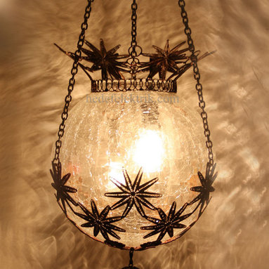 Turkish Style Ottoman Lighting Pendant 25cm - *Code:  HD-04161_88