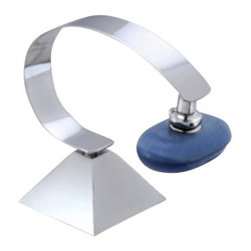 Taymor - Taymor Deluxe Magnetic Soap Holder with Pyramid Base - Deluxe Magnetic Soap Holder with Pyramid Base by Taymor