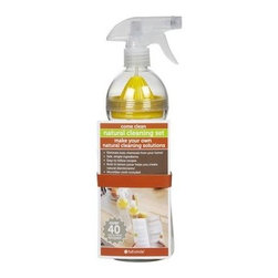 Full Circle Home Spray Bottle Come Clean - Case Of 6 - Eliminate toxic chemicals from your cleaning routine