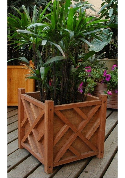 Modern Outdoor Pots And Planters by Dalian Grandwills Co., Ltd
