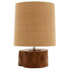 Eclectic Table Lamps by Clayton Gray Home