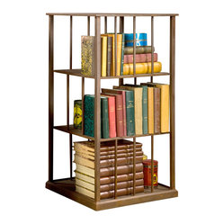 Wright Turning Bookcase