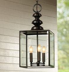 traditional pendant lighting by Pottery Barn