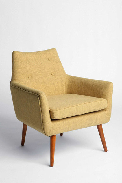 Midcentury Accent Chairs by Urban Outfitters