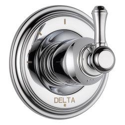 Delta Cassidy 3 Function Diverter Trim - Delta Cassidy 3 Function Diverter Trim, Chrome Finish, T11897-LHP H597