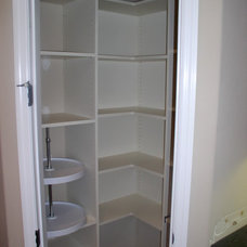 Pantry Cabinets by Artisan Closets and Trim Inc