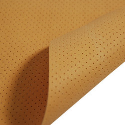 The Felt Store - Perforated Chamois 13.78 x 5 Inch - Single - The Perforated Chamois is a synthetic cloth made with 40% Viscose.  This Eco friendly cloth is the perfect solution for replacing paper towels and harmful cleaning agents with its ability to absorb large amounts of water and dirt while leaving behind a streak-free finish.  Perforated Chamois are ideal for cleaning and drying cars, windows and computer monitors.  Available singly or in a 5 piece Value Pack.