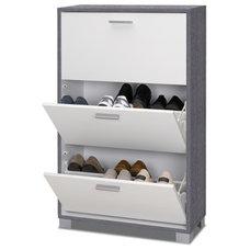 Modern Shoe Storage by TheBathOutlet