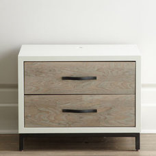 traditional nightstands and bedside tables by Horchow