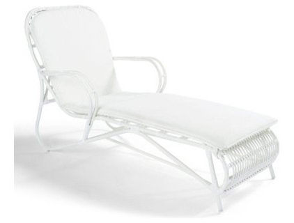 Contemporary Outdoor Chaise Lounges by Grandin Road