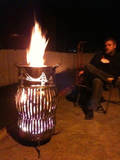 Fire Pits by Etsy