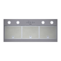 48 inch Professional Series Custom Insert - Have a custom ventilation hood planned? Our Custom Ventilation Insert will remove smoke or lingering odors quickly and quietly.